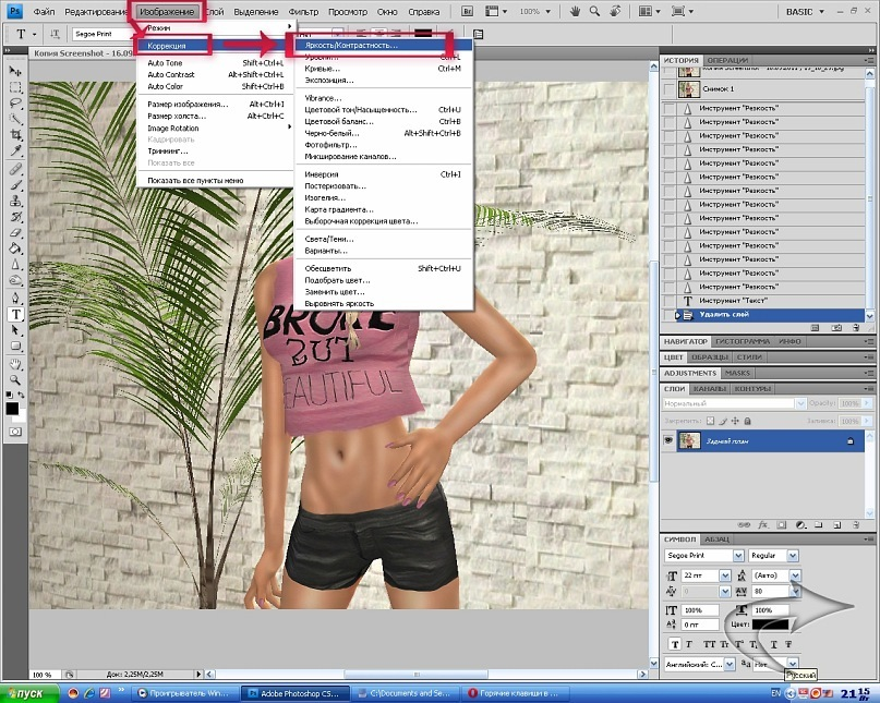 Преображение скриншота из The sims 2 Y_dce21b32