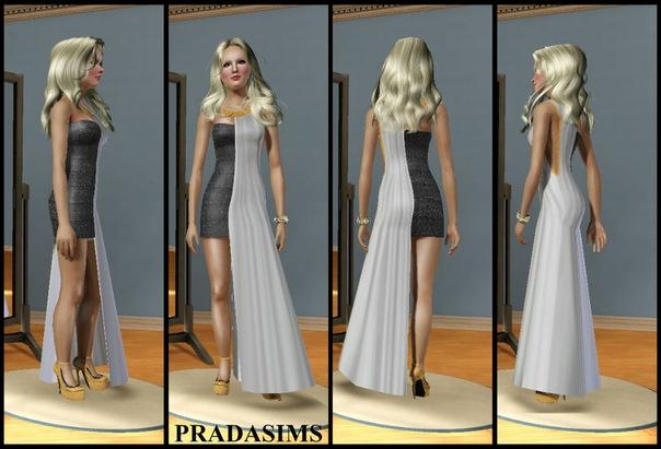 Платье от Justin_58