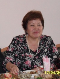 Валентина Зереева, 27 августа , Элиста, id155327300