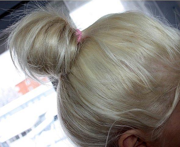 Снять желтизну с волос в домашних условиях