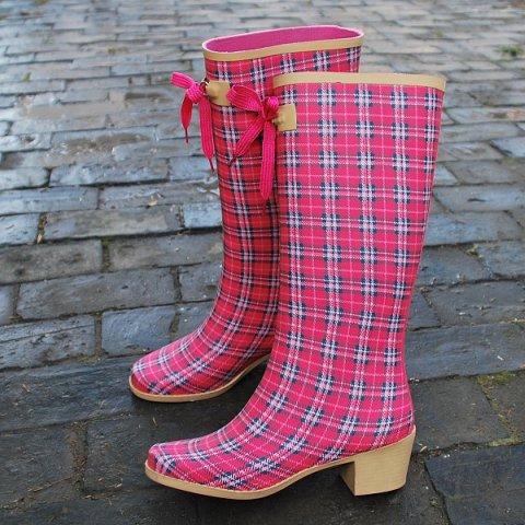 Резиновая обувь на каблуках - Все о