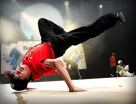 Breakdancing Ninja Professional Photos of B-Boys.