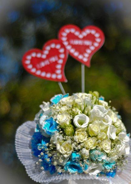 Saloon :: Самые красивые свадебные букеты
