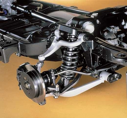 ремонт подвески вашего а/м, в т.ч. замена рычагов, аммортизаторов...