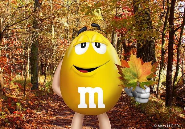 Желтый M&m | ВКонтакте