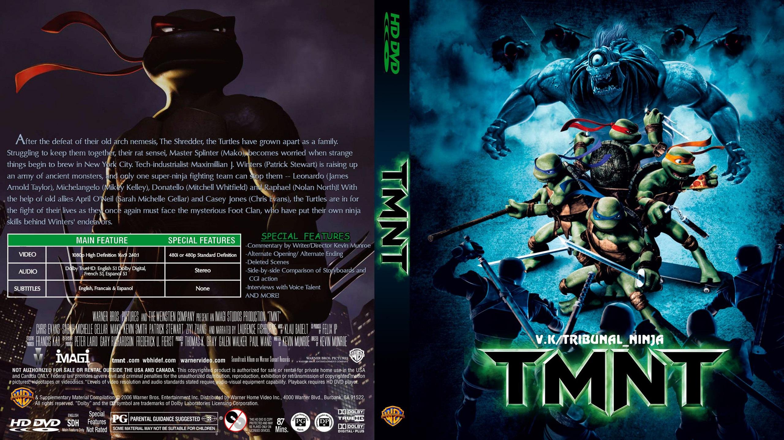 Tmnt Teenage Mutant Ninja Turtles Psp Download