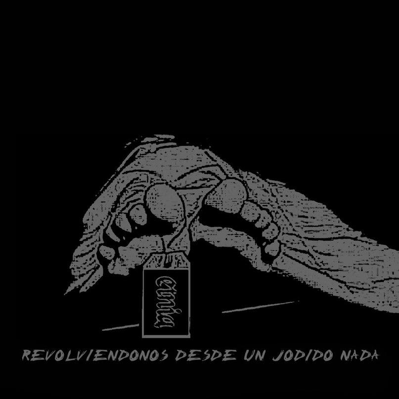 Etnia - Revolviéndonos Desde Un Jodido Nada (2011)