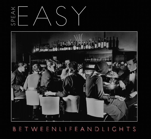 Speak Easy - Between Life And Lights [EP] (2012)