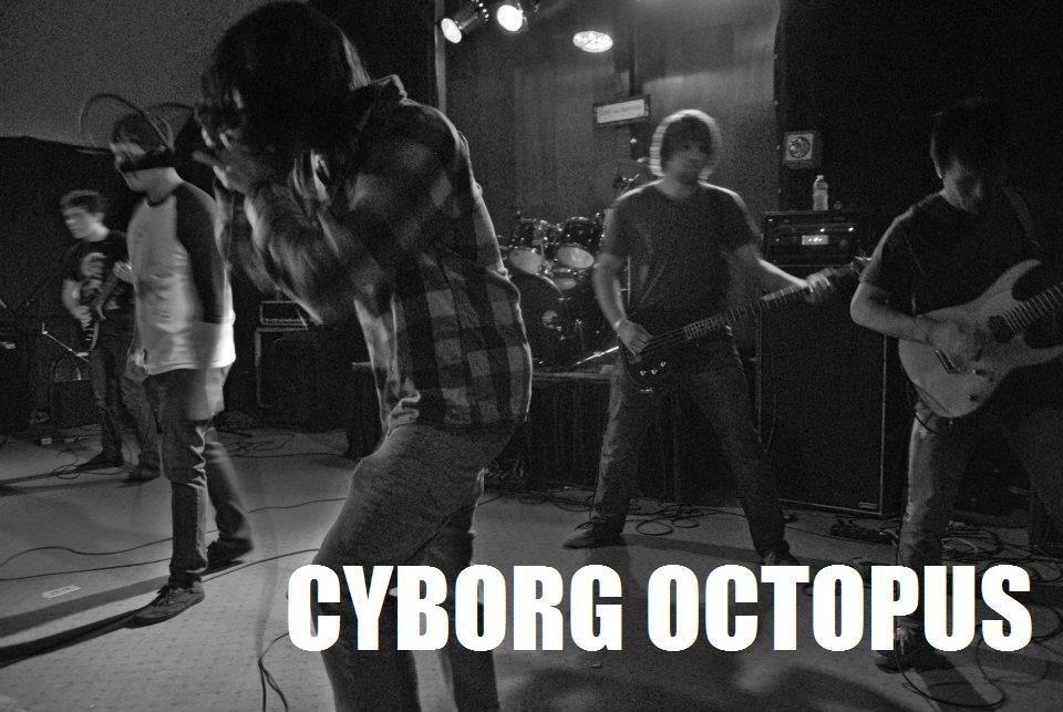 Cyborg Octopus - Cyborg Octopus [EP] (2011)