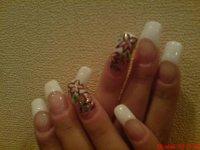 Фото ногти ужасные