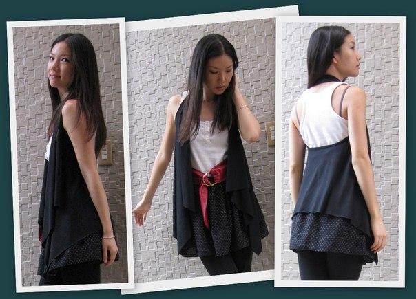 Как сшить женский жилет: выбор ткани и особенности выкраивания.