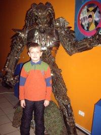 Михаил Козич, 5 августа 1990, Кемерово, id66470811