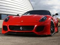 Ferrari готовит наследника легендарной модели GTO.
