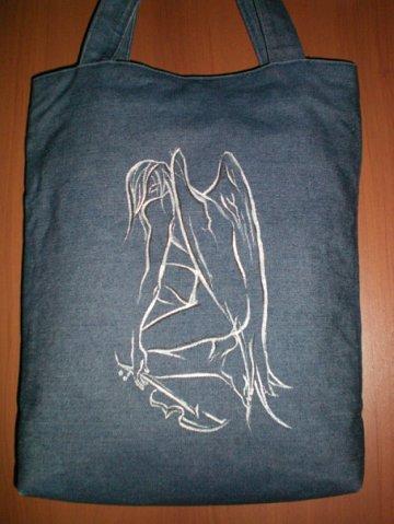 ПРОБЫ ПЕРА))). рисунки по ткани, футболки