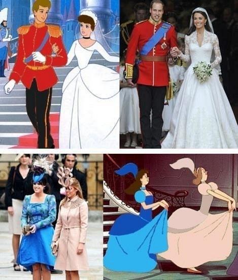 Королевская свадьба: Как Британия нарядилась к торжеству - Страница 2 X_8342d421