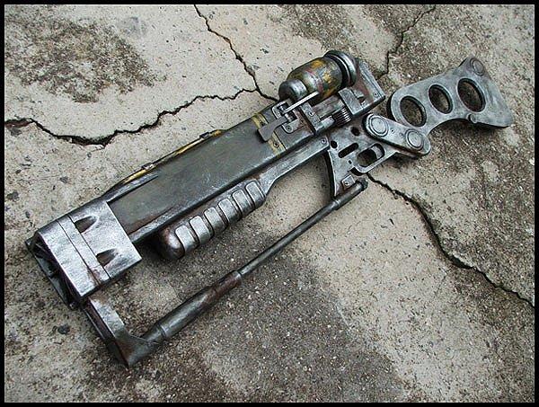Fallout 4 Снайперская Винтовка Мод