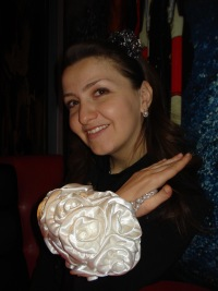 Ольга Ларшина, 18 апреля , Первоуральск, id22543061