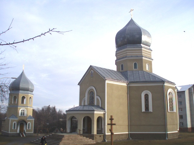 Церква пророка Іллі (УПЦ-МП)