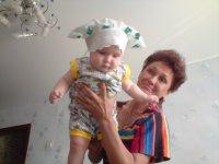 Зилия Садретдинова, 19 февраля , Уфа, id97523239