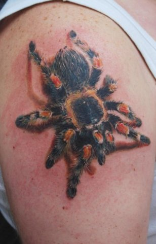 36 of the Geekiest Tattoos from ComicCon 2011  Mental Floss