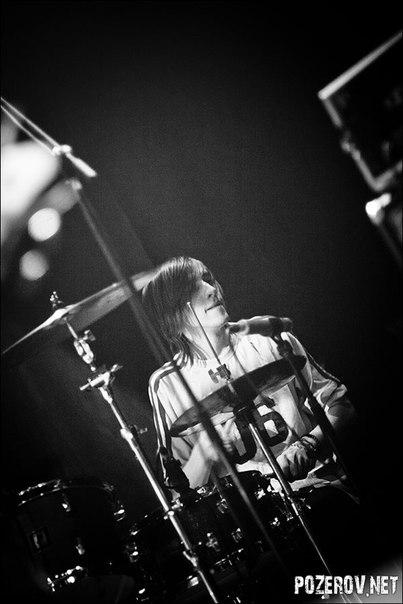 Илья Кошарнов - барабаны