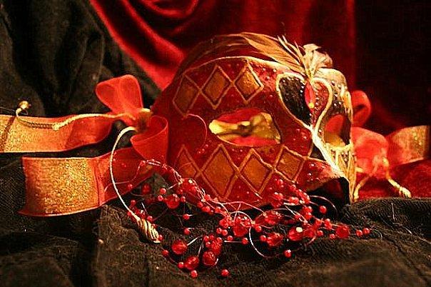 Венецианские маски - Страница 2 X_2709c960