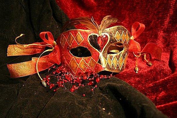 Венецианские маски - Страница 2 X_eba413ca