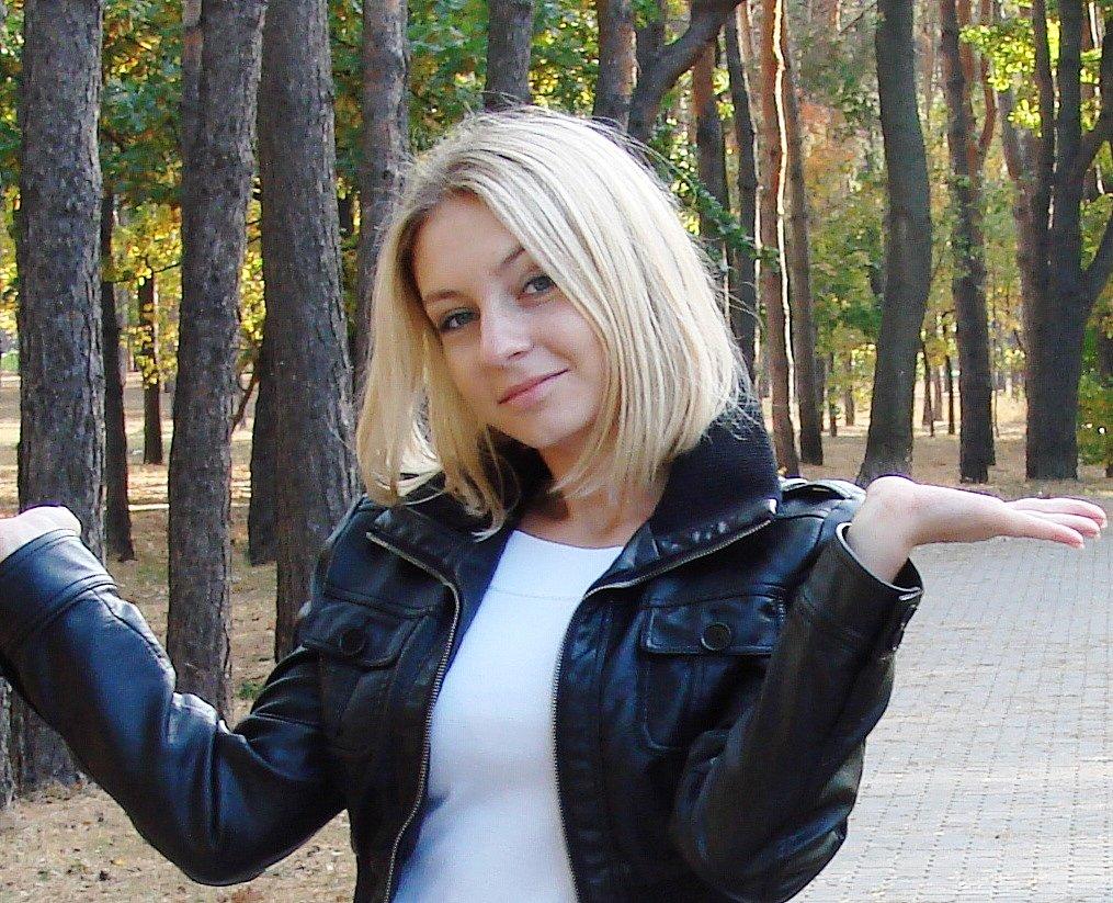 удлинённое каре блондинки фото