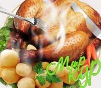 рецепты блюд из духовки из курицы