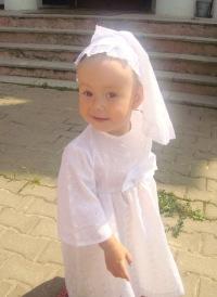 Варвара Крюкова, 6 апреля , Моздок, id170120019
