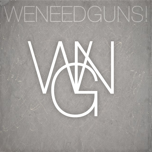 We Need Guns! - We Need Guns! [EP] (2012)