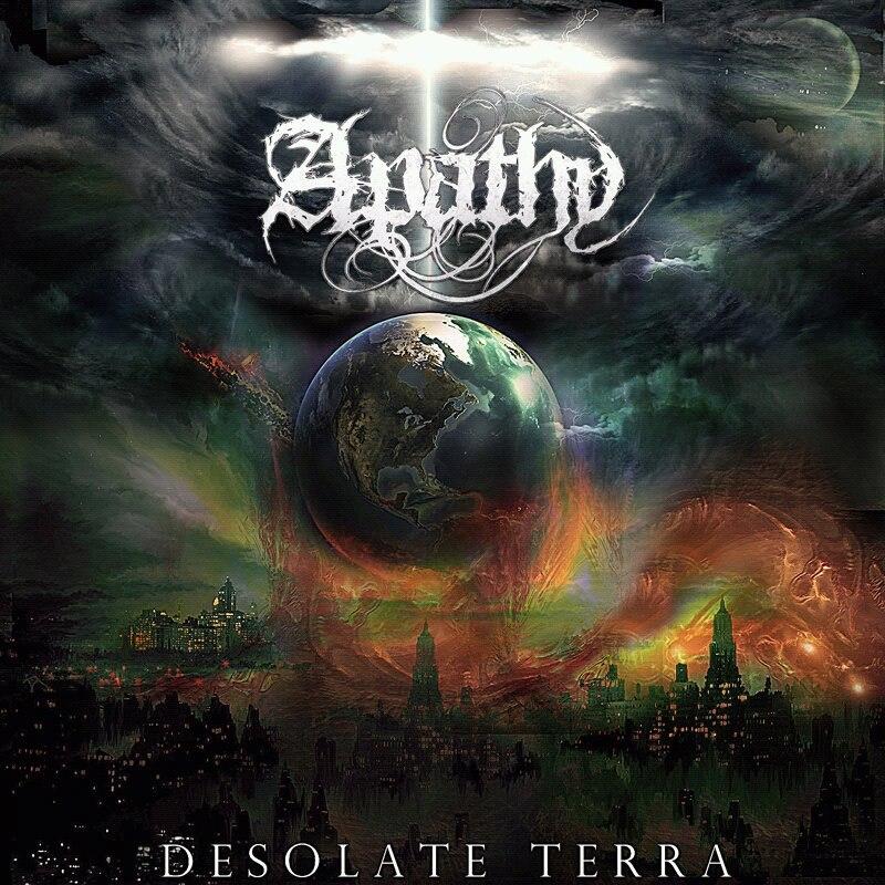 Apathy - Desolate Terra [EP] (2012)