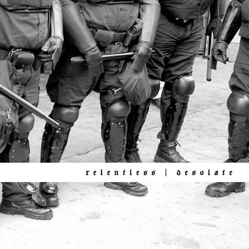 Relentless - Desolate (2012)