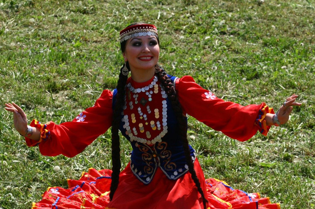 Фото башкирских девушек 12 фотография