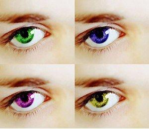 Как сделать глаза огромными фото 992