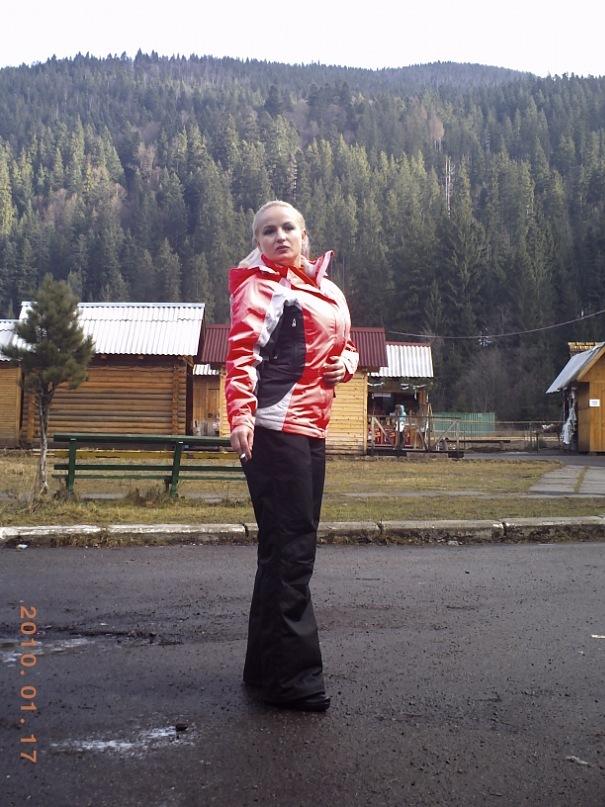 Мои путешествия. Елена Руденко. Карпаты ( Буковель. Ворохта ) январь 2011 г.  Y_2d8737c0