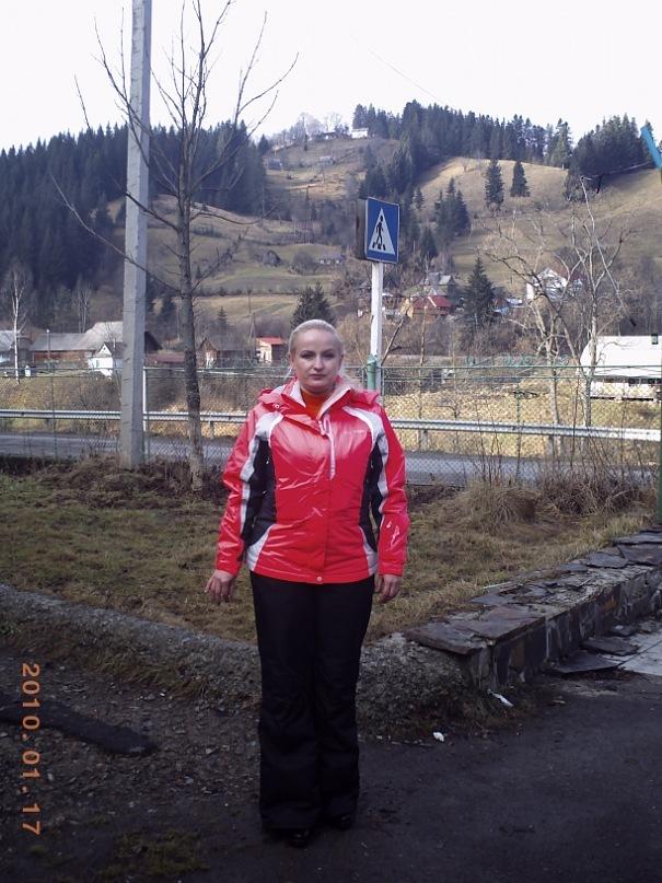 Мои путешествия. Елена Руденко. Карпаты ( Буковель. Ворохта ) январь 2011 г.  Y_428194b7