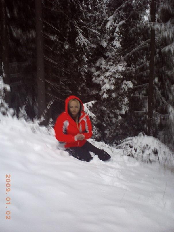 Мои путешествия. Елена Руденко. Карпаты ( Буковель. Ворохта ) январь 2011 г.  Y_5473c0c4