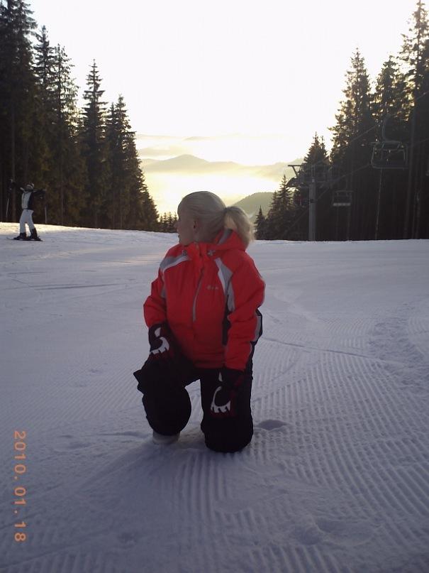 Мои путешествия. Елена Руденко. Карпаты ( Буковель. Ворохта ) январь 2011 г.  Y_59a2486e