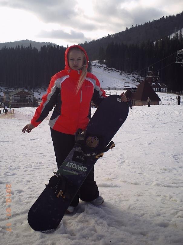 Мои путешествия. Елена Руденко. Карпаты ( Буковель. Ворохта ) январь 2011 г.  Y_671ccb41