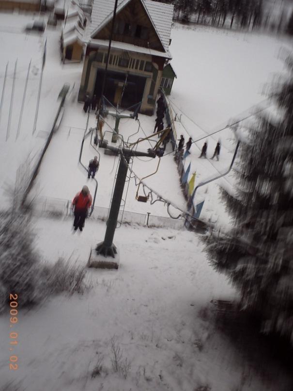 Мои путешествия. Елена Руденко. Карпаты ( Буковель. Ворохта ) январь 2011 г.  Y_6e45974b