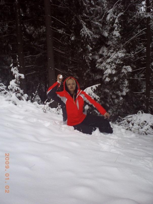 Мои путешествия. Елена Руденко. Карпаты ( Буковель. Ворохта ) январь 2011 г.  Y_8989bb72