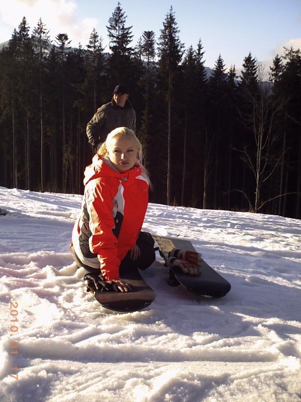 Мои путешествия. Елена Руденко. Карпаты ( Буковель. Ворохта ) январь 2011 г.  Y_a201d147