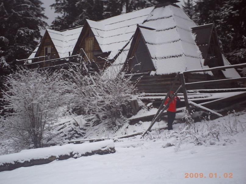 Мои путешествия. Елена Руденко. Карпаты ( Буковель. Ворохта ) январь 2011 г.  Y_a411581b