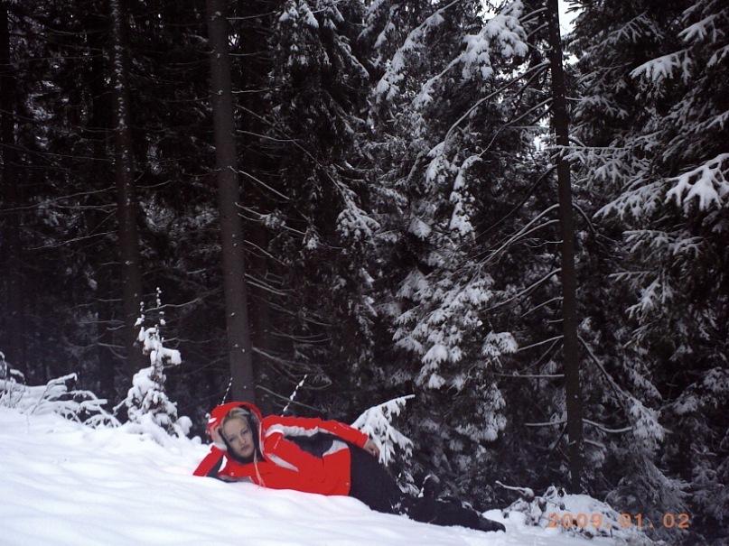 Мои путешествия. Елена Руденко. Карпаты ( Буковель. Ворохта ) январь 2011 г.  Y_aa494037