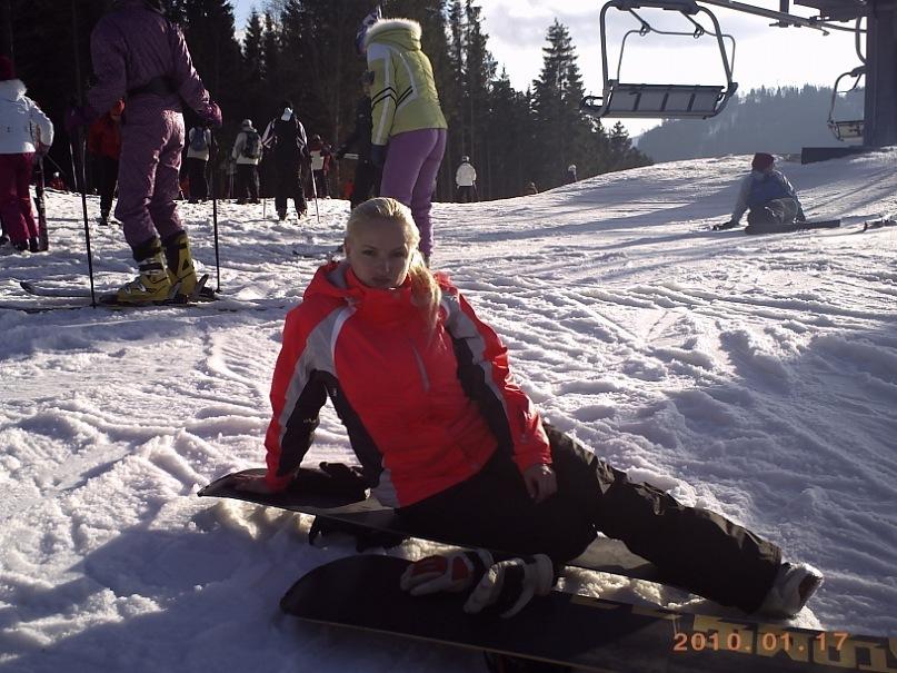Мои путешествия. Елена Руденко. Карпаты ( Буковель. Ворохта ) январь 2011 г.  Y_be0d3d11
