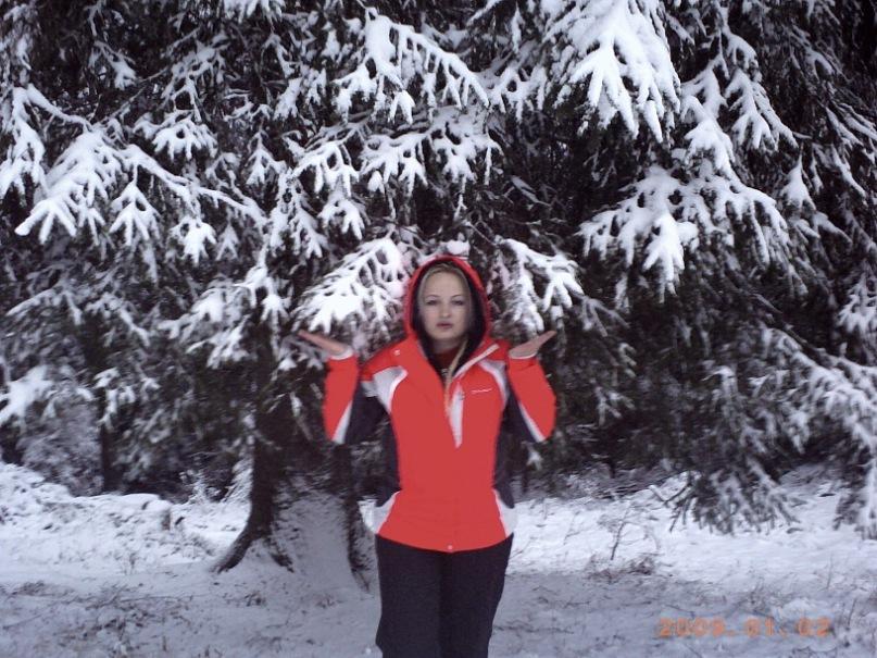 Мои путешествия. Елена Руденко. Карпаты ( Буковель. Ворохта ) январь 2011 г.  Y_f046926e