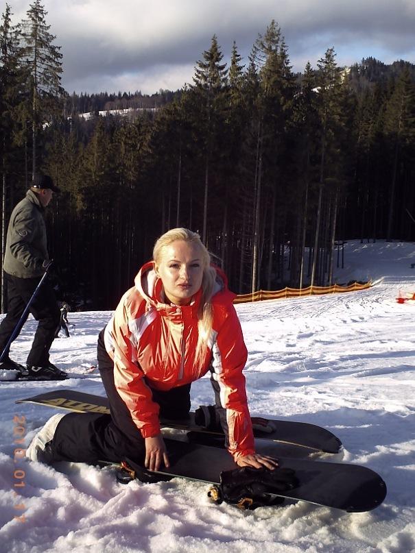 Мои путешествия. Елена Руденко. Карпаты ( Буковель. Ворохта ) январь 2011 г.  Y_fdc9c6d2