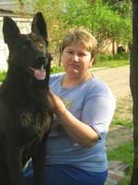 Татьяна Гонтаренко-Стаценко, 31 марта 1966, Харьков, id169518006