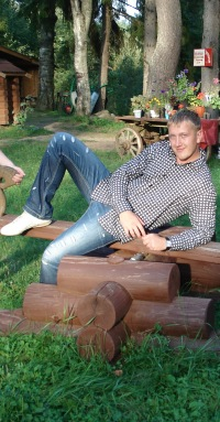 Андрей Мамалига, 5 ноября 1983, Санкт-Петербург, id7571358